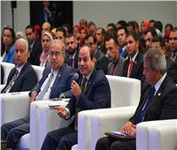 الرئيس السيسي لـ رافضي نظام التعليم : بدل ماتعملوا ممانعة للرفض اعملوا موافقة للتمرير