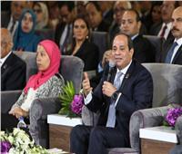 5 رسائل مهمة من السيسي للمصريين في أول أيام «مؤتمر الشباب»