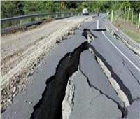 زلزال قوي شدته 6 درجات يضرب إندونيسيا