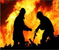 السيطرة على حريق نشب بمصنع قطع غيار سيارات بإمبابة