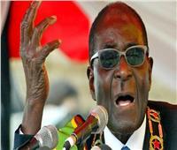 موجابي يدين الحزب الحاكم في زيمبابوي قبل يوم من انتخابات الرئاسة