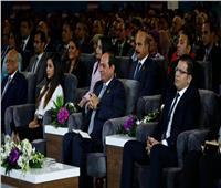 مؤتمر الشباب 2018| الرئيس السيسي يكرم عددا من النماذج الشبابية المتميزة