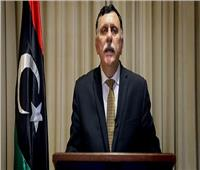 السراج يعفي وزير الدفاع المكلف في حكومة الوفاق الليبية من منصبه