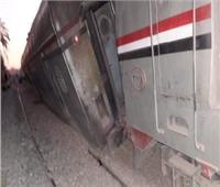 «النقل»: الانتهاء من رفع جرار قطار أسوان