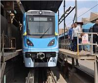 انتظام حركة المترو بعد انتحار شاب بمحطة أحمد عرابي