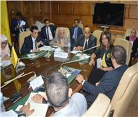 نبيلة مكرم: المصريين في الخارج يعملون جنودًا للوطن