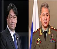 وزير الدفاع الياباني يناقش مع نظيره الروسي قضية كوريا الشمالية