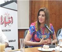 رانيا فريد شوقي: أنا شريرة بالوراثة.. و«سلسال الدم» سبب لي حالة توتر