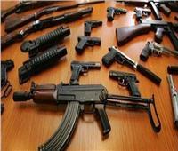 ضبط 21 متهما بحوزتهم 23 قطعة سلاحخلال 24 ساعة