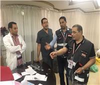 رئيس البعثة الطبية يؤكد استعداد العيادات لاستقبال الحجاج المصريين