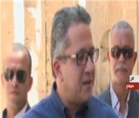 بالفيديو| وزير الأثار: افتتاح متحف سوهاج القومي خلال الأيام المقبلة