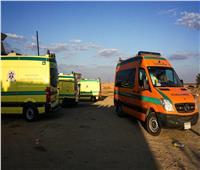 حادث مروع في الضبعة وتسجيل إصابات
