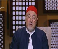 فيديو| خالد الجندى: اللى سرق 2 جنيه هيدخل النار مع حرامي المليارات