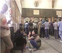 طوابير التذاكر.. أزمة كل عيد بالسكة الحديد