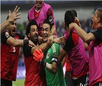 محمد صلاح عن اعتزال الحضري: «أسطورة عظيمة تغادرنا»