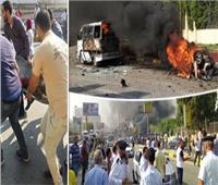 إحالة تحقيقات انفجار سيارة الدقي لنيابة أمن الدولة