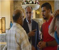«فرو» تذليل كافة العقبات أمام بعثة فريق الكويت