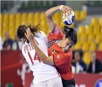 ناشئات اليد يخسر من كرواتيا في بطولة كآس العالم