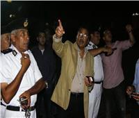مدير أمن الإسماعيلية يطمئن على جاهزية الإستاد لاستقبال جماهير الدراويش