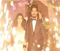 رسميًا.. الصور الأولى من حفل خطوبة مينا عطا