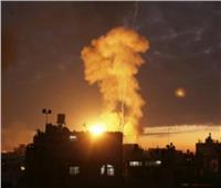 إصابة 18 فلسطيني في قصف إسرائيلي غرب مدينة غزة
