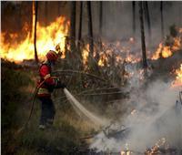 البرتغال تخمد حريقا هائلا بمنطقة الغرب السياحية