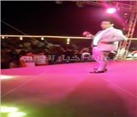 فيديو| رقصة الليثي والمزيكاتي في مارينا