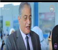 فيديو  فوزي: وزير الطيران لديه خطط طموحة لتنفيذها داخل المطارات