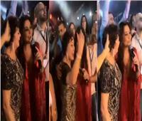 لبلبة ترقص مع إليسا على أغنية «إلى كل اللي بيحبوني»