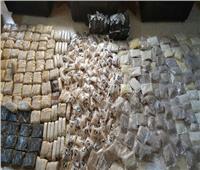 الداخلية: ضبط 156 قضية مخدرات وتنفيذ 52 ألف حكم قضائي