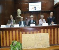 صور| افتتاح مؤتمر «العامية المصرية» باتحاد كتاب مصر