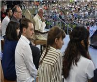 البابا فرنسيس يلتقي أكثر من 70 ألف إيطالي بروما