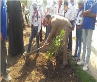 المنيا تحتفل بـ«اليوم العالمي للشباب» بحملةنظافة ومسابقات فنية