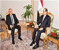 «السيسي» يكلف «الفريق عبدالمنعم التراس» برئاسة الهيئة العربية للتصنيع