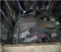 إصابة 18 في سقوط مصعد عقار بمنطقة ميامي بالإسكندرية