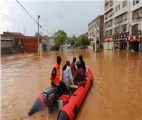 إجلاء أكثر من 50 ألف شخص بسبب الفيضانات شمال شرقي الصين