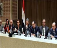 9 وزراء يبحثون مع وفد اوزبكستان ترتيبات عقد اجتماعات الدورة السابعة للجنة المشتركة