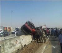 الداخلية توضح تفاصيل حادث التصادم بالطريق الدائري