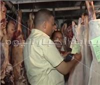 فيديو| مع اقتراب عيد الأضحى.. شرطة التموين تراقب أسعار السلع واللحوم