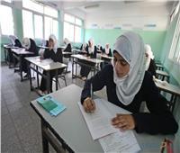 بدء امتحاني «الجبر والهندسة الفراغية» و«الإحصاء» للثانوية العامة