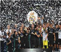 الريال يسعى لمعادلة رقم غريمه «برشلونة» والميلان في الفوز بالسوبر الأوروبي