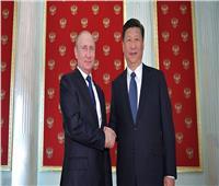 بوتين يعلن زيارة الرئيس الصيني لروسيا في سبتمبر المقبل