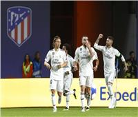راموس يسجل الهدف الثاني لريال مدريد في أتلتيكو