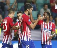 كوستا يسجل هدف التعادل لأتلتيكو في ريال مدريد