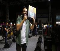 صور| رامي جمال يحتفل بألبومه مع جمهوره في مصر الجديدة