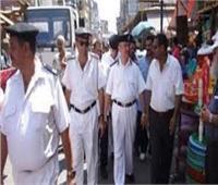 مدير شرطة التموين يتفقد المجمعات الاستهلاكية للتأكد من سلامة السلع