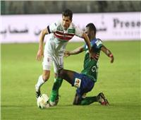 أحمد محسن: المقاصة أضاع الثلاث نقاط أمام الزمالك
