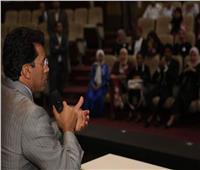أشرف صبحي: شبابنا مشّرف ولديه وعي بالقضايا المحلية والعالمية