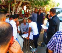 «القومى لحقوق الإنسان» يرصد شكاوي المواطنين محافظة الإسكندرية