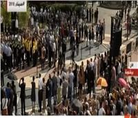 فيديو| إحياء الذكرى السنوية الأولى للهجوم الإرهابي على برشلونة